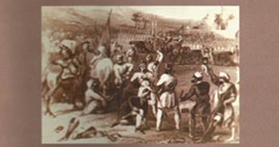 Meerut Cantonment and the War of Independence, 1857