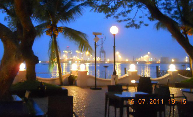 Cochin Harbour