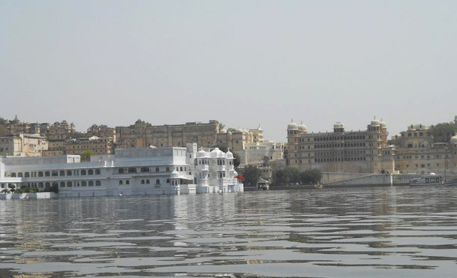 The sights and colours of Udaipur